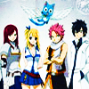 { مميز } ❤ All For One & One For All .. ~} Fairy Tail icons,أنيدرا