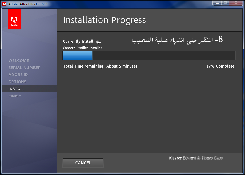 Adobe after effects cs5 cracked setup