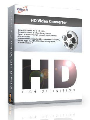 Xilisoft HD Video converter 7.4.0 + PATCH  Attachment