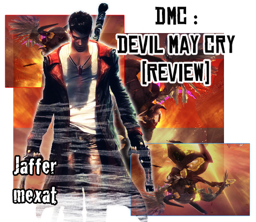 [RevieW] DMC , Devil Has Cried , Now It's Mundus' Turn